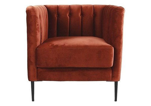 Pomax Gabor Lounge Red