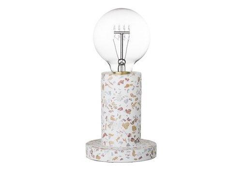 Bloomingville collectie Terrazzo Tafellamp