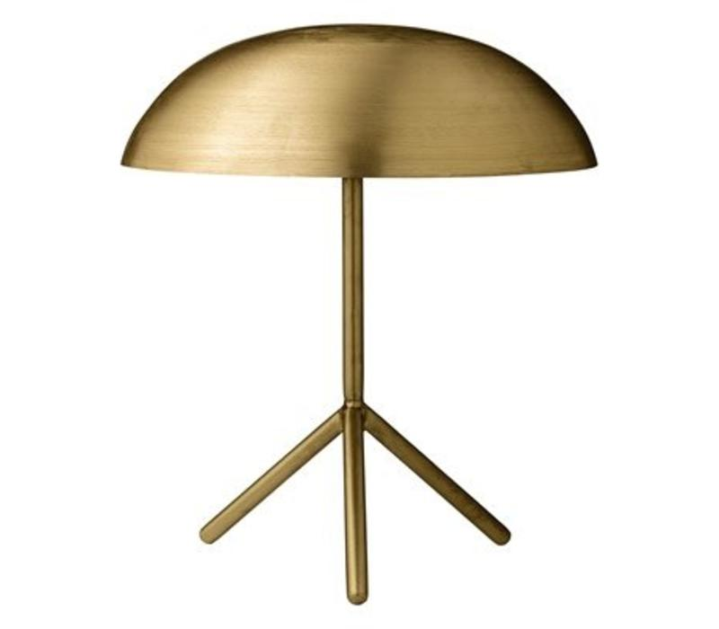 Bloomingville Gold Metal Tafellamp