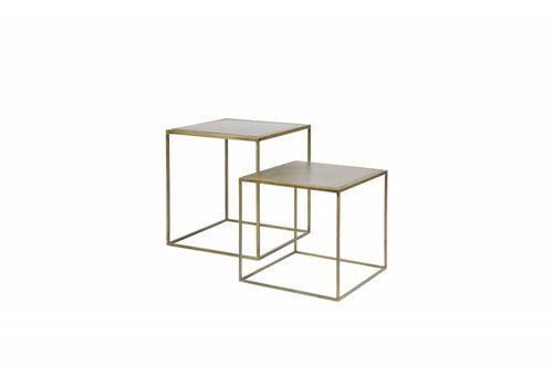 Be Pure Home collectie Metal Brass (set of 2)
