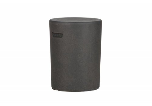 Woood collectie Duke Stool Brown