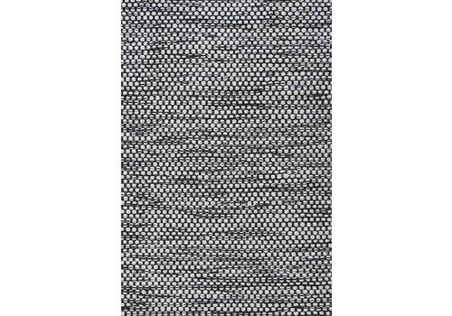 Carpet Teppe Black/ White 200x300