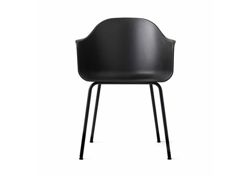 Menu Chair Harbour Black Steel