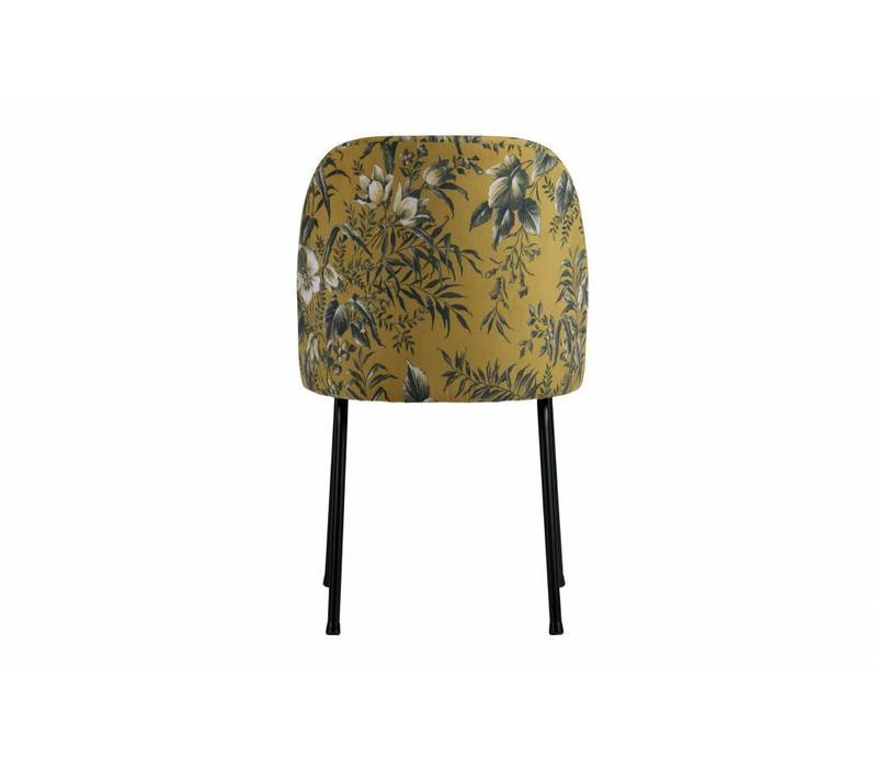 Vogue Chair Poppy Mustard