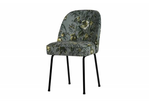 Be Pure Home Vogue Chair Poppy Grey
