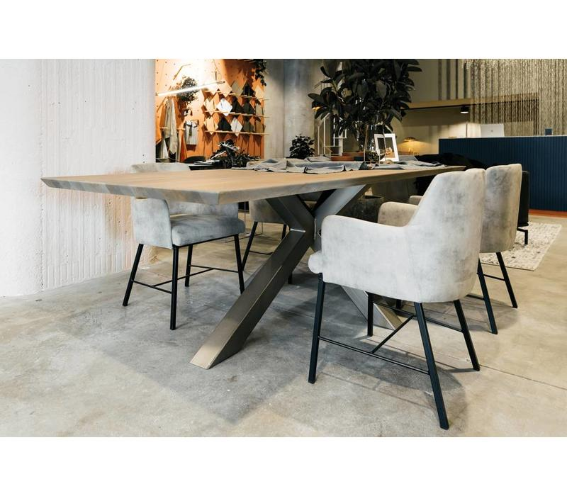 Table Mice Grey 260