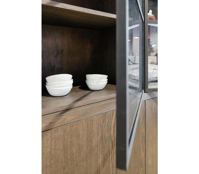 Oak Glass Brown - 4D