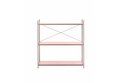 ferm LIVING collectie Punctual Rose 1x3