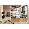 Studio HENK Studio HENK Modulaire Wandkast MC-5L Wit Frame