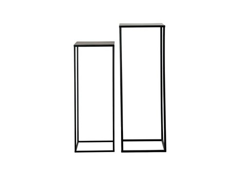 By On Metal Stand (set of 2)