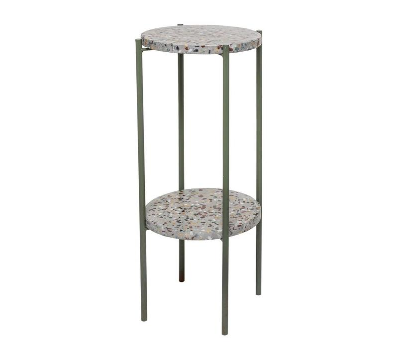 Earth Sidetable Green