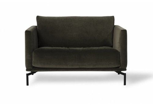 Jame Manon Loveseat Green