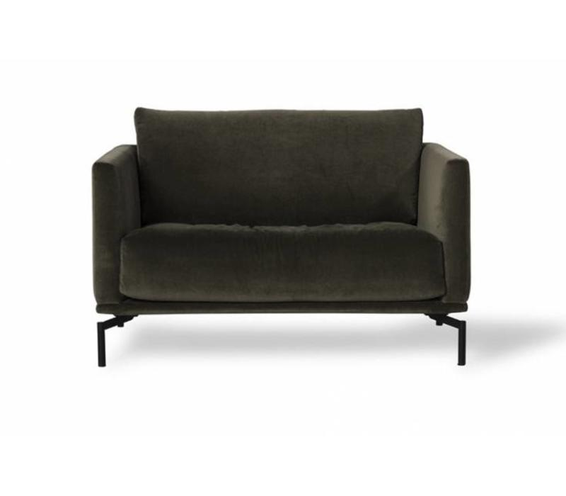 Manon Loveseat Green