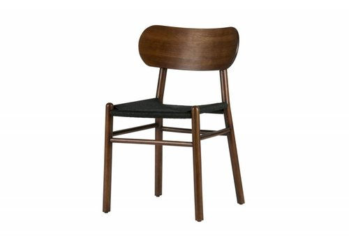 Be Pure Home collectie Jointly Chair Dark Brown