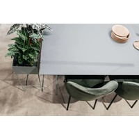 Mingle Table 160 Dark Blue