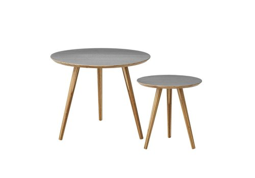 Bloomingville collectie Cortado Coffee Table (set of 2)