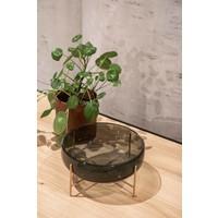 Jukebox Coffee Table Naturel 100 x 100cm