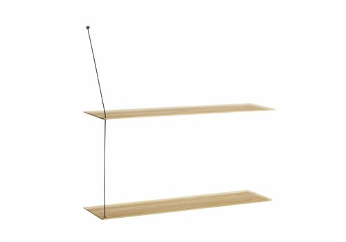 Woud Stedge Shelf System Large
