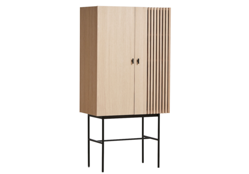 Woud collectie WOUD Array Kast Naturel