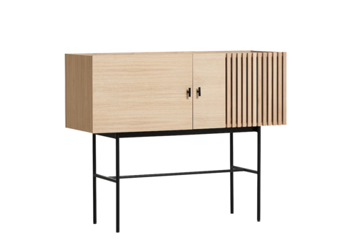 Woud collectie WOUD Array Dressoir Eiken