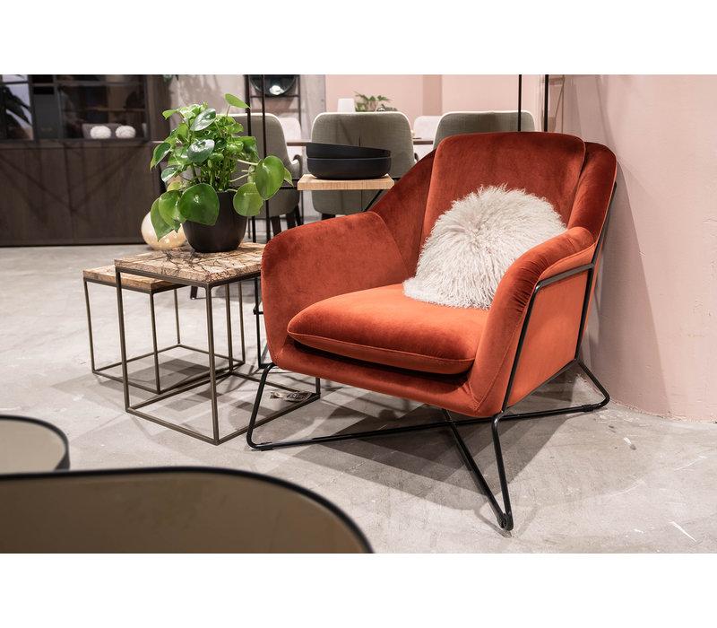 Soho Easy Lounge Fauteuil
