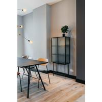 Studio HENK Slim Co  Eettafel HPL Zwart