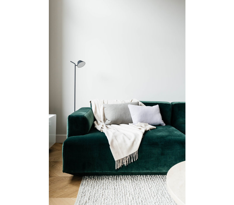 &Tradition Develius Loungebank Velvet Green