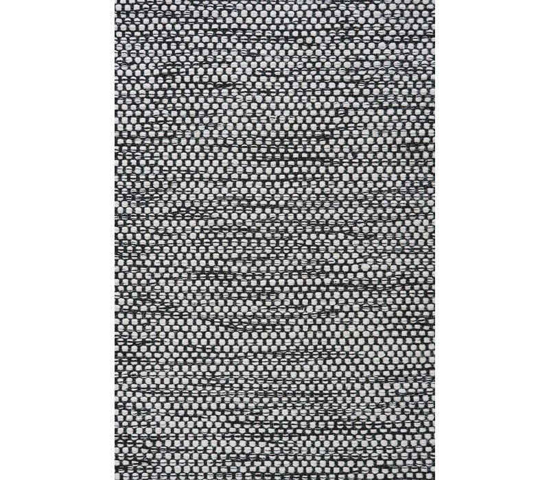 Momo Rugs Vloerkleed Teppe Black/White