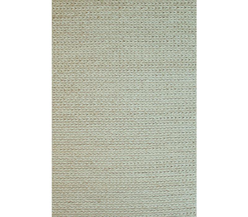 Momo Rugs Kabel Vloerkleed Licht Grijs 200x300cm