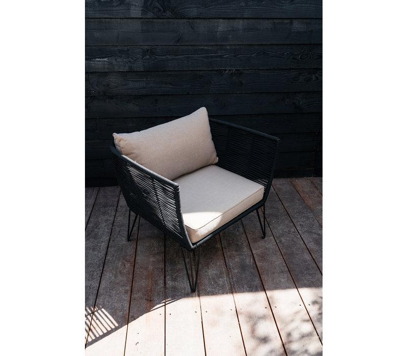 Bloomingville Mundo Lounge Tuinstoel