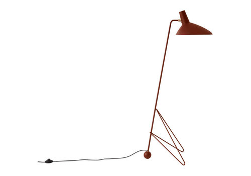 &Tradition &Tradition Tripod vloerlamp