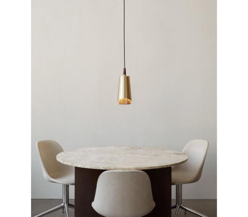 MENU Umanoff Hanglamp Messing / Walnoot