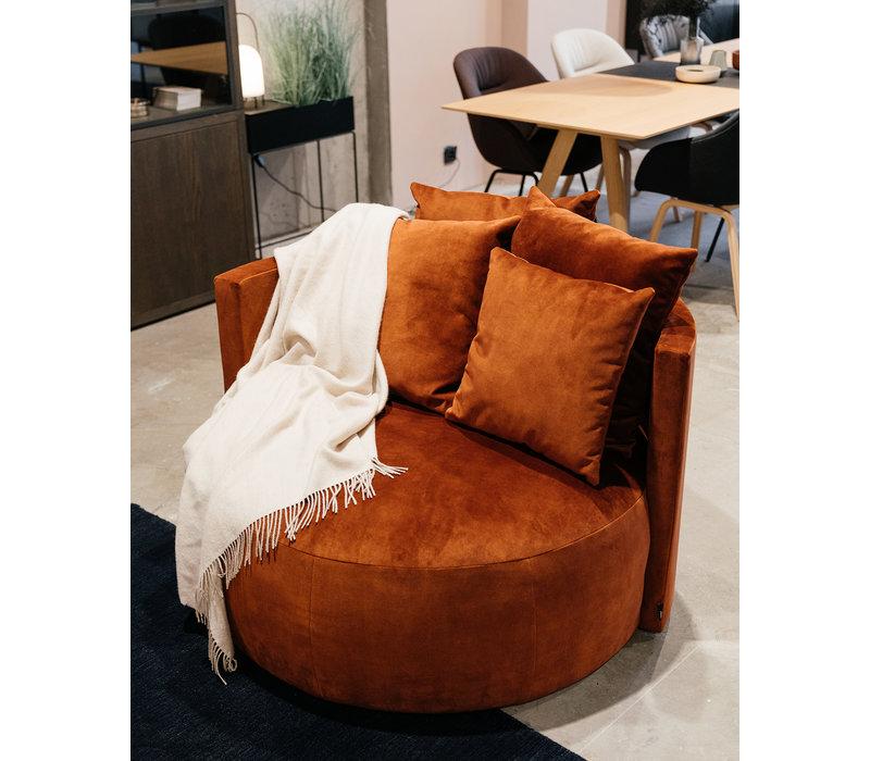 Passe Partout Pastille Lounge  110 LSA 1609 Vintage VelvetSpanish Brown