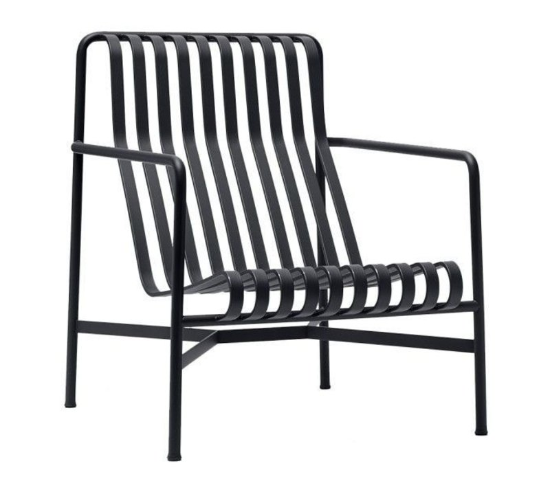 HAY Palissade Lounge Fauteuil High