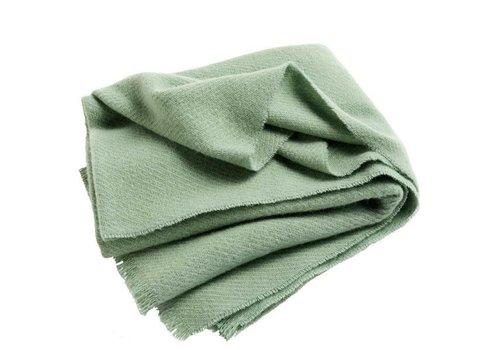 HAY HAY Mono Plaid Verdigris Green