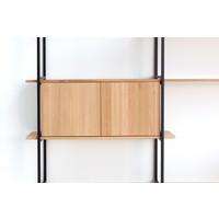 Studio HENK Modular Cabinet  MC-5L Wandkast 200x185