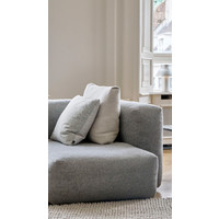 HAY Mags Soft Loungebank 2,5 Seater Combination 3 Right Armrest Hallingdal 130
