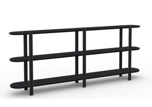 Studio HENK Studio HENK Oblique Cabinet OB-3L