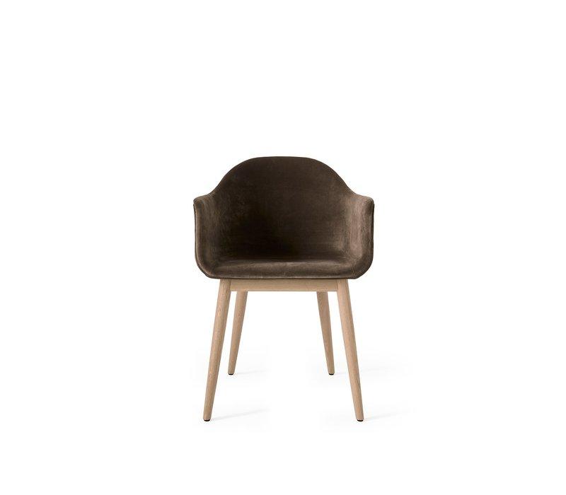 MENU Harbour Chair Eetkamerstoel Houten Frame