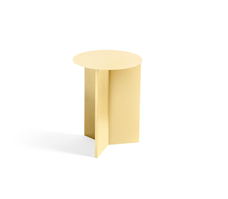 HAY Slit Salontafel Hoog 46 x Ø 35 cm
