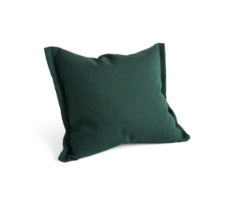 HAY Plica Sprinkle Dark Green Sierkussen 60 x 55cm
