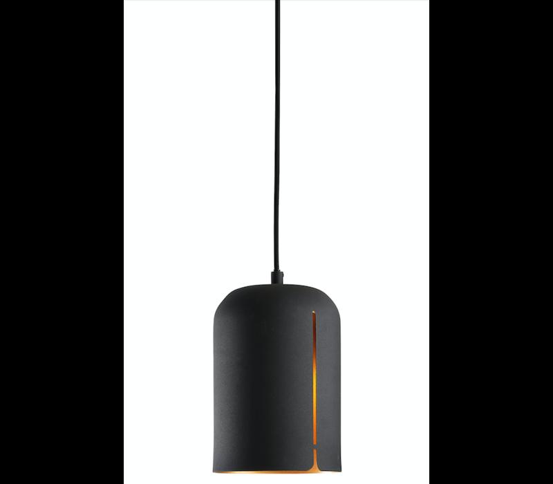 WOUD Gap Pendant Hanglamp Short Zwart