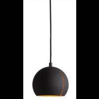 WOUD Gap Pendant Hanglamp Rond Zwart