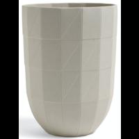 HAY Paper Porcelain Vaas Large