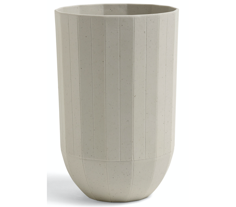 HAY Paper Porcelain Vaas Medium