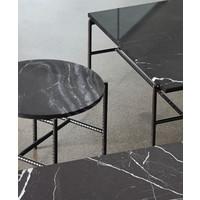 HAY Rebar Marble Salontafel 100x104