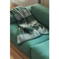 HAY Mohair Plaid Blanket Groen 180 x 120cm