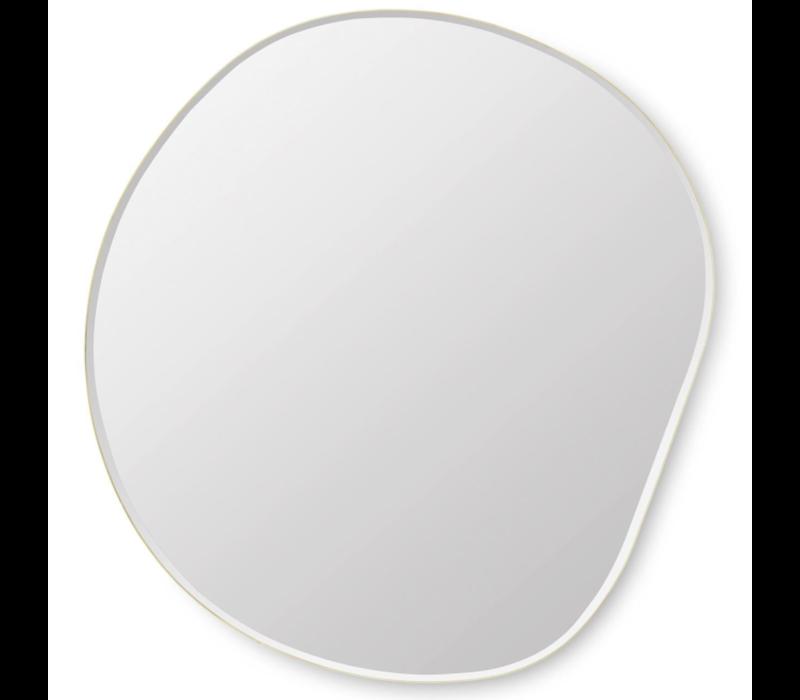 ferm LIVING Pond Mirror Pond Mirror X-Large (87 x 94cm)