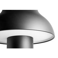 HAY PC Tafellamp S Soft Black