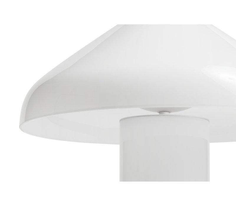 HAY New Pao Glas Tafellamp 350 Wit